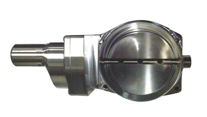 Picture of NICK WILLIAMS BILLET 102mm DRIVE BY WIRE THROTTLE BODY NATURAL