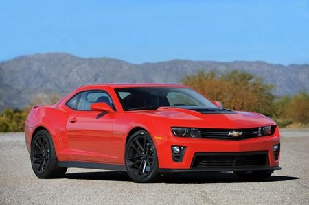 Picture for category 2012-2015 Camaro ZL1