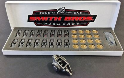 Picture of SMITH BROTHERS LS BRONZE BUSHING TRUNNION UPGRADE KIT