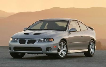Picture for category 2005-2006 GTO